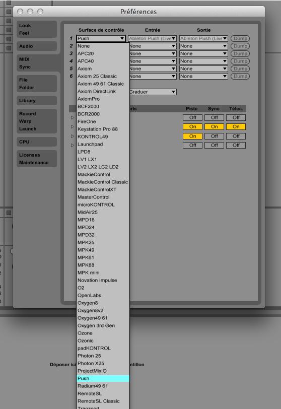 Ableton Control Surfaces Remote Scripts Hack