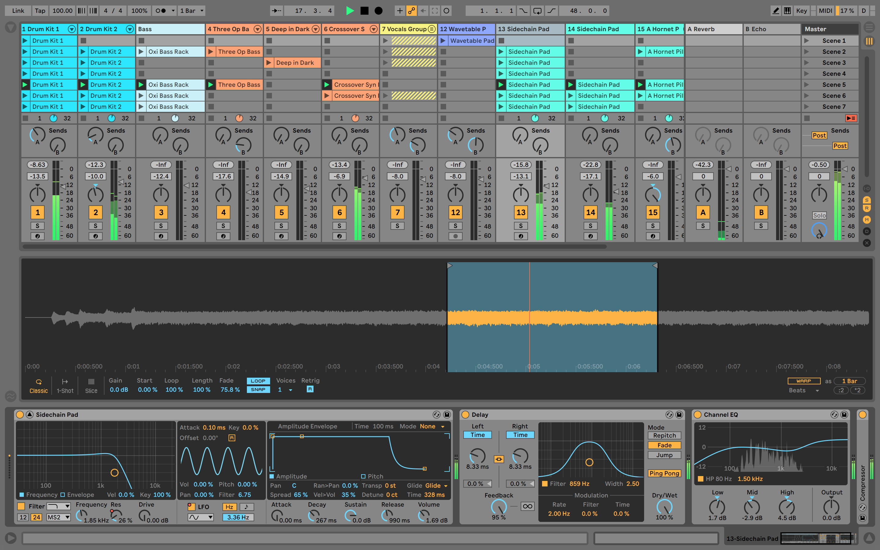 FORMATION ABLETON LIVE 11 – Structure Void
