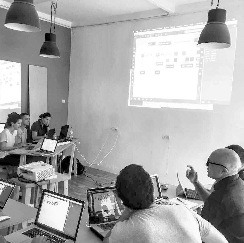 Max MSP Teaching, Berlin, 2016