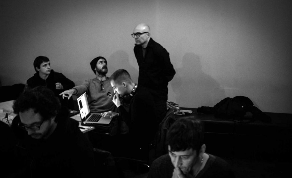 Ableton Live Workshop, 2016