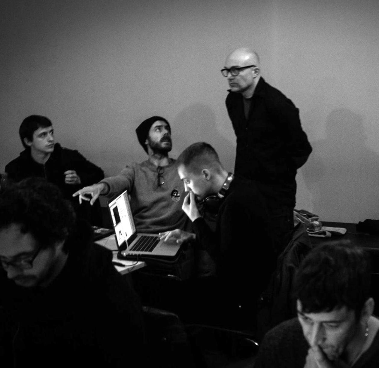 Julien Bayle Ableton Live Certified Trainer & Artist